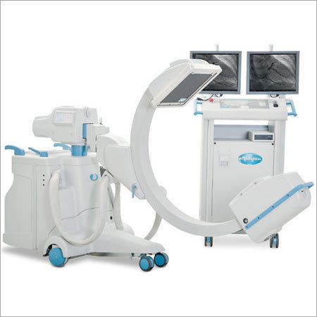 Catheterization Lab Machine