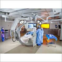 Lab Catheterization Machine