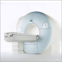 Hospital MRI Machine