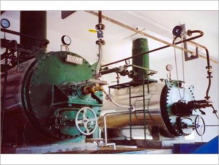 Industrial Rendering Machine
