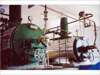 Industrial Rendering Plant