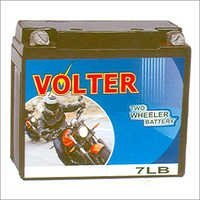 7lb Two Wheeler Batteries