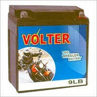 9lb Two Wheeler Battery