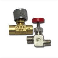 Isolation Needle Valves