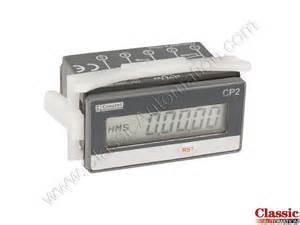 Electromechanical Counter