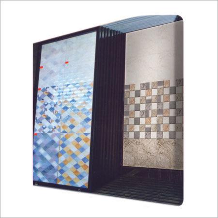 Custom Tile Display Stand