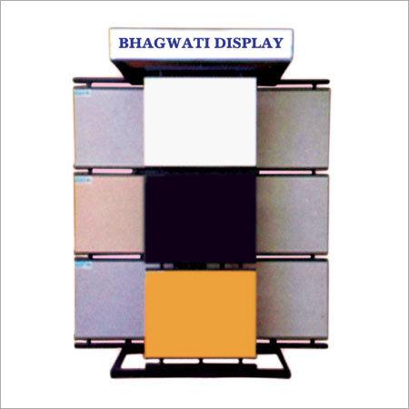 Designer Tile Display Rack