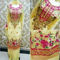 Gota Patti Salwar Suit