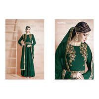 Unstitched Gota Patti Suit