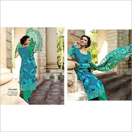 Designer Gota Patti Suits