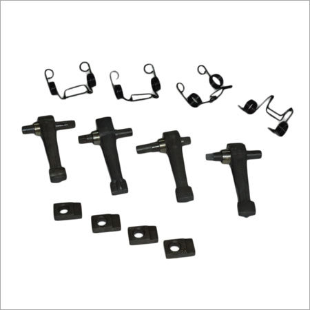 Ashok Leyland Clutch Lever Kit 4Finger with Pads and Spring