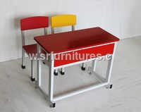 College Two Seater Desk