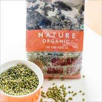 Organic Green Gram Whole