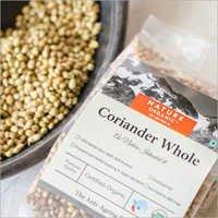 Organic Coriander Seed