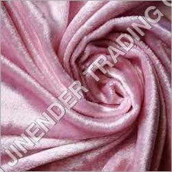 Crushed Velvet Fabric