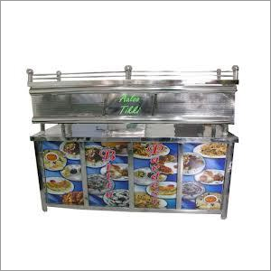 Aloo Tikki Display Counter