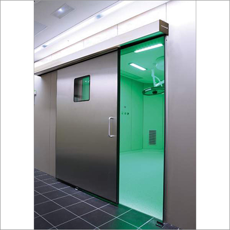 Automatic Sliding Swinging Doors