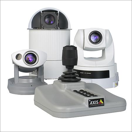 Rotating Cctv Camera