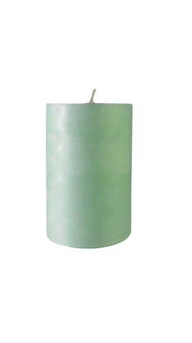 Colored Pillar Candle