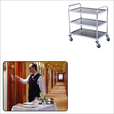 Hotel Room Service Trolley