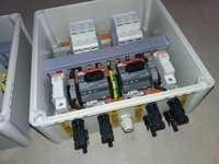 Solar Array Junction Box For 10KWp