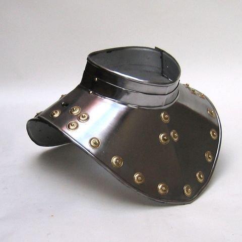 Medieval Armor Steel Gorget