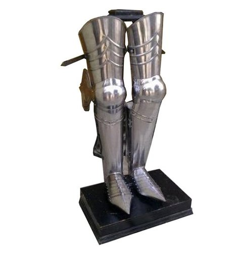 Steel Medieval Armor Leg Guard