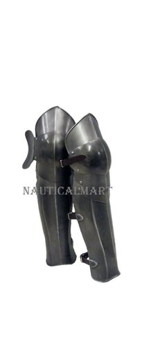 Armor Articulated Greaves Leg Guard