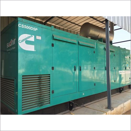 Soundproof Generator Sets