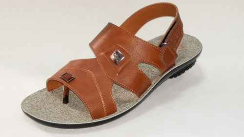 Men's Pu Slipper
