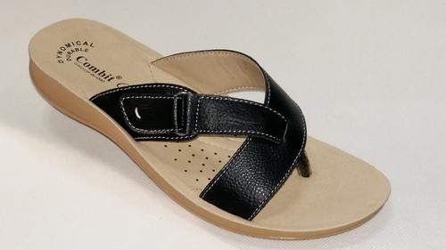 Designer PU Ladies Slippers