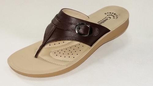 PU Ladies Slippers