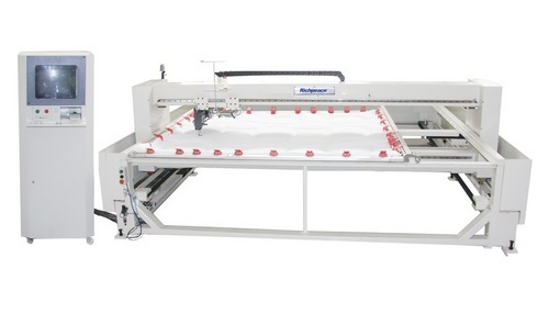 Single Head Quilting Machine