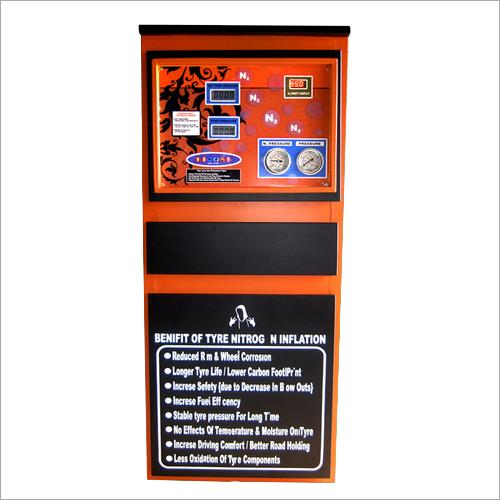 Automatic Nitrogen Inflator
