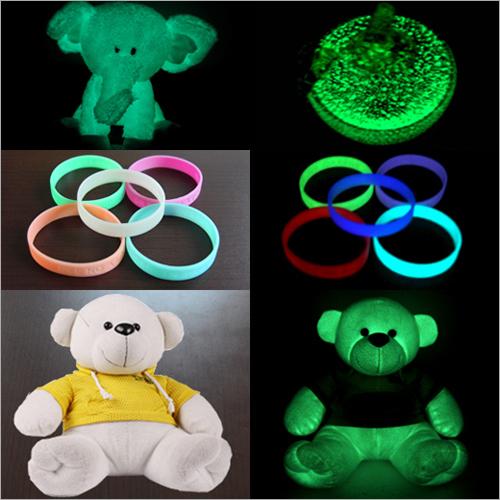 Glow stuffed toy