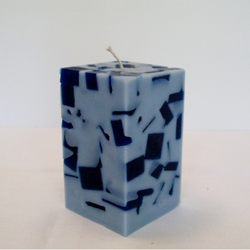 Square Chunk Candle