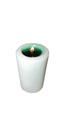 Double Colored Candle