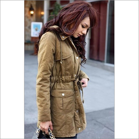 Ladies Full Sleeves Jackets