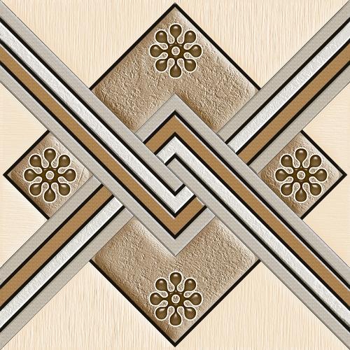 Stylish Digital Floor Tiles