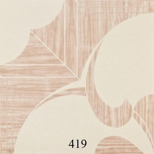 Fancy Ivory Glossy Floor Tiles