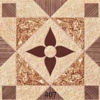 Ivory Glossy Floor Tiles Supplier