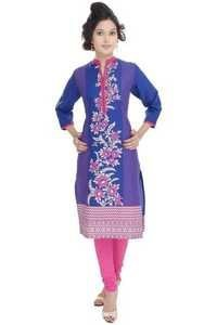 Exclusive Printed Kurti Cotton