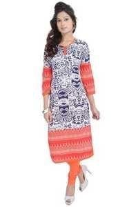 Trendy New Rayon kurti
