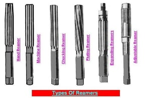 Hand Reamers