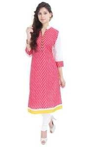 Trendy cotton kurti New