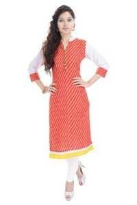 Casual Printed New Kurti
