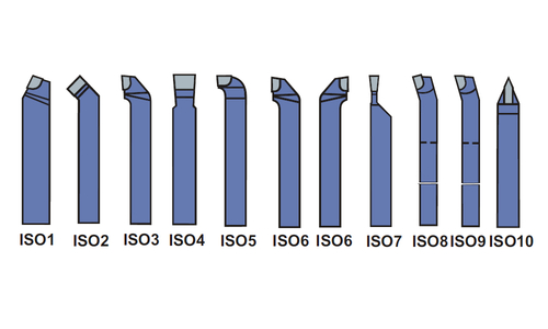 Carbide Brazed Tool Bits