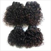 Deep Curly Human Hair Weaves