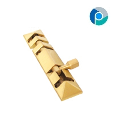 Brass Tower Bolts Triangle