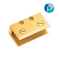 Brass Corner Bracket